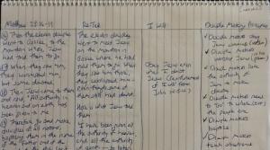 4-column study