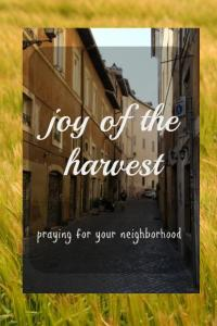 Joy of the Harvest
